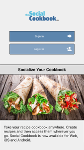 Socialize your Cookbook